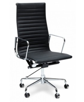 Eames Style HB Ribbed Office Chair EA 119